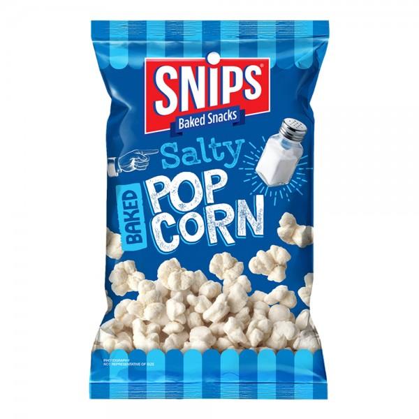 SNIPS Salty Pop Corn 80G 522097-V001 by Snips Baked Snacks