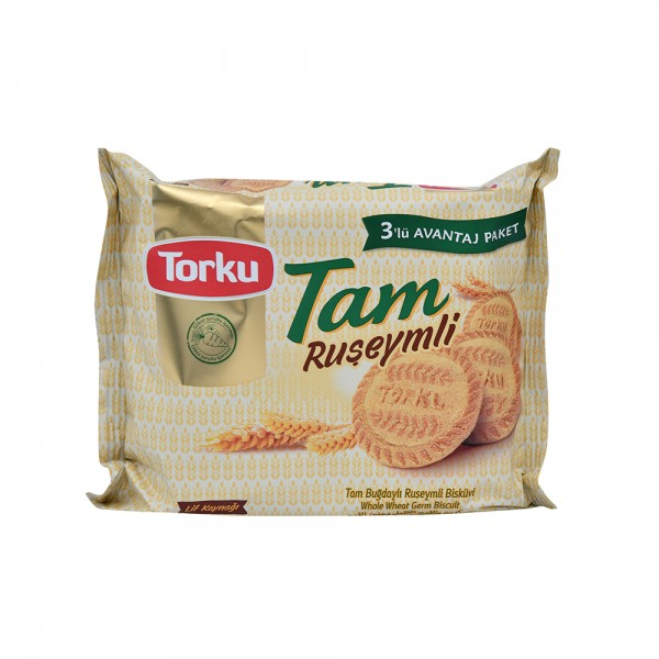 TORKU Whole Wheat Biscuit 240g 522220-V001 by Torku