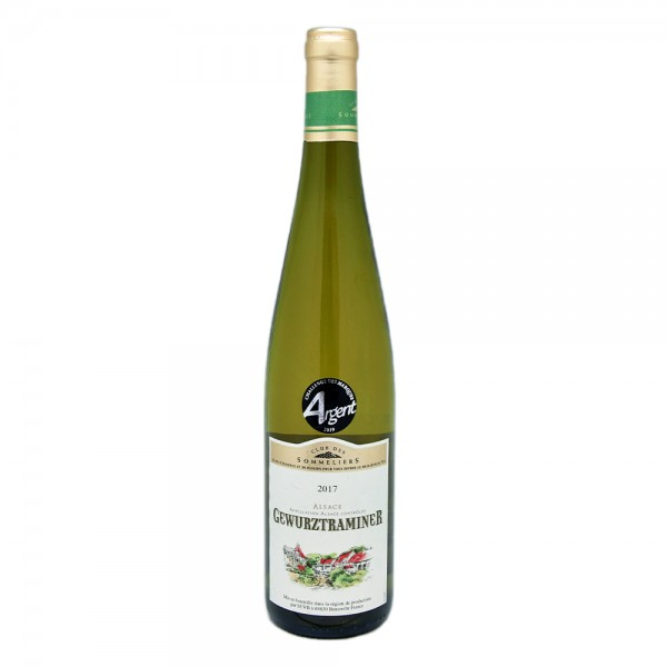 Club Som Alsace Gewurztraminer White - 750Ml 522232-V001 by Club des Sommeliers