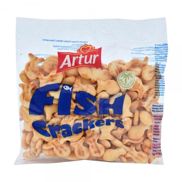 Artur Crackers Fish - 90G 522410-V001 by Artur