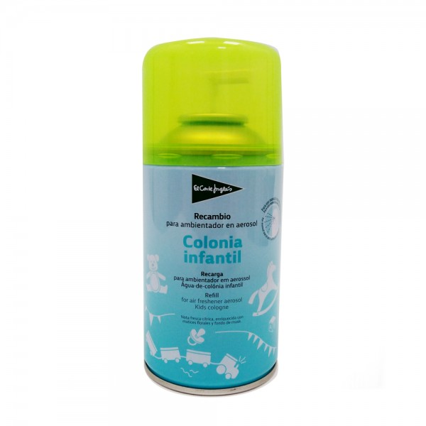BABY COLOGNE AUTOMATIC AIR FRESHNER+REFILL 522491-V001 by El Corte