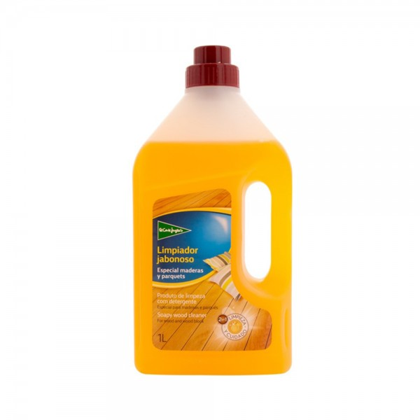 SOAP BASED CLEANER FOR WOOD AND PARQUET 522520-V001