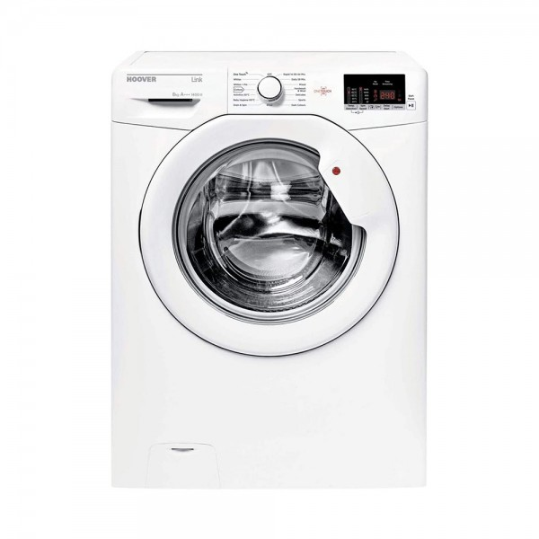 Hoover Washer 15Prgs 1600Rpm White - 9Kg 522594-V001 by Hoover