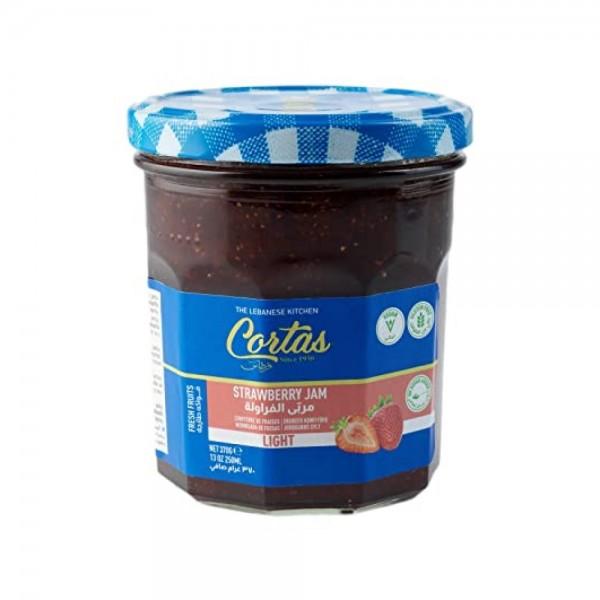 Cortas Strawberry Jam Light 522662-V001 by Cortas Food