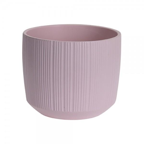 Flower Pot Ceramic Mix Color - 15Cm 522737-V001 by Home Collection