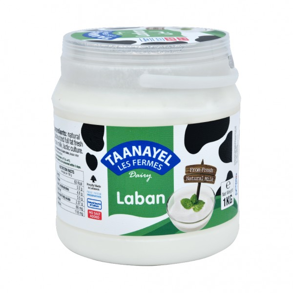 Fermes Tenaayel Laban Premium 1kg 522748-V001 by Taanayel Les Fermes