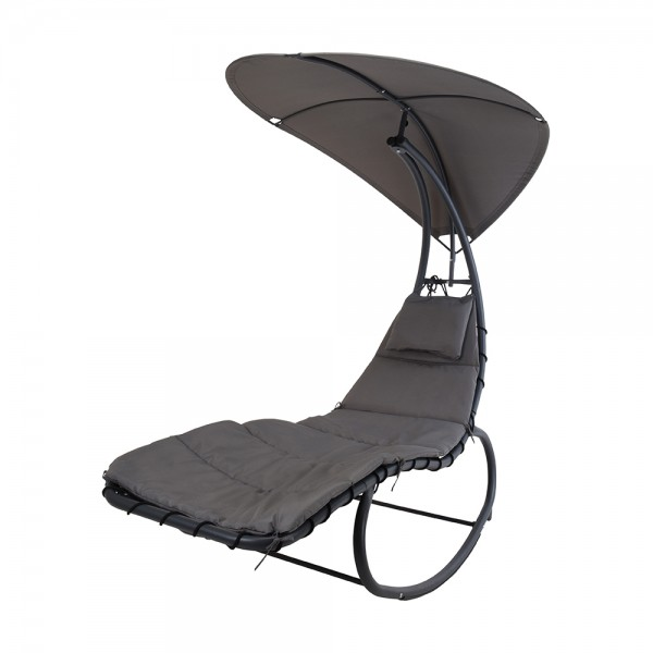 Rocking Dream Chair +Oval Roof 195X185Cm - 1Pc 522765-V001 by Home Collection