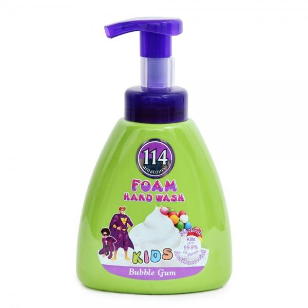 Amatoury 114 Foam Hand Wash Kids Bubble Gum 400ml 522790-V001 by Amatoury 114