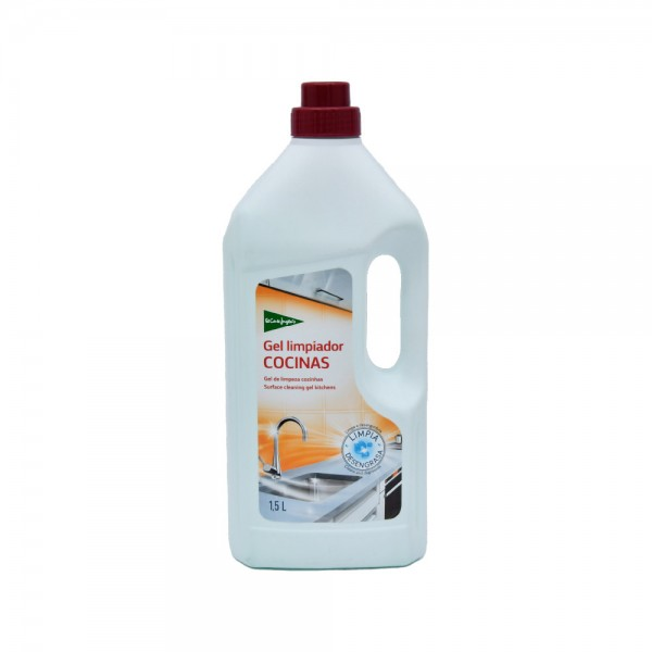 El Corte Cleaner Gel With Bleach For Kitchens Bottle 522821-V001 by El Corte