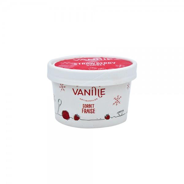 Vanille Strawberry Sorbet 100ml 522895-V001 by Vanille by Nicole Razzouk