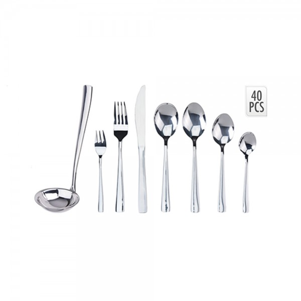 CUTLERY SET STAINLESS STEEL 523031-V001 by EH Excellent Houseware