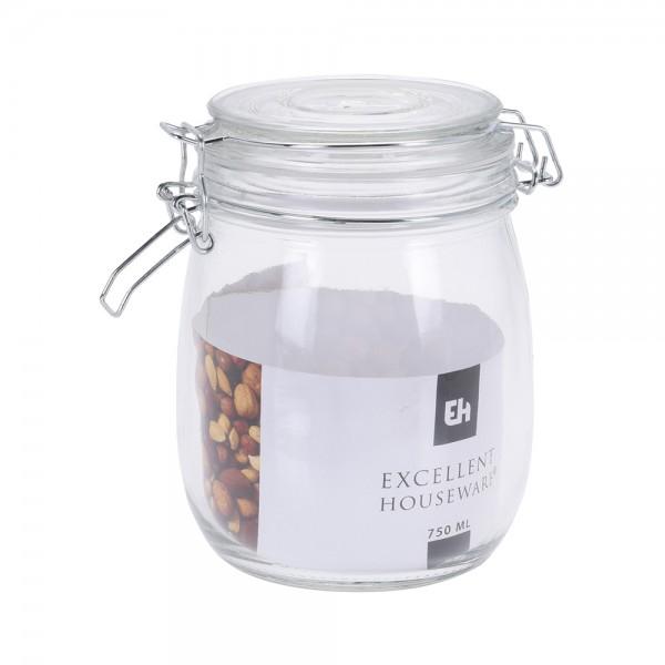 GLASS PRESSURE JAR 523077-V001 by EH Excellent Houseware