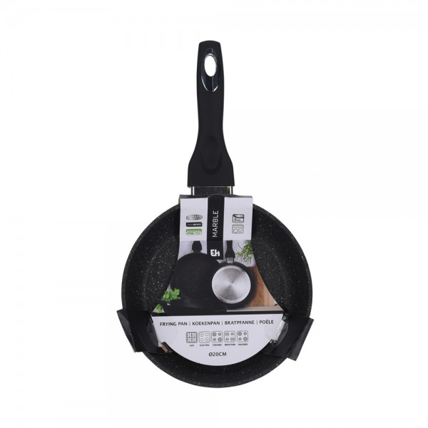 Eh  Frying Pan Granit - 20Cm 523121-V001 by EH Excellent Houseware
