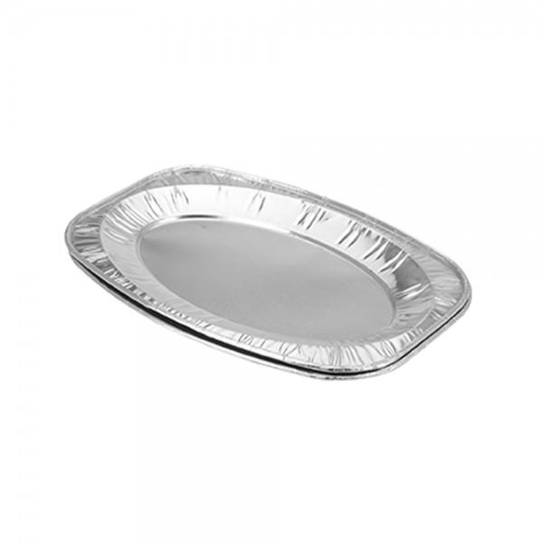 SERVING PLATTER ALUMINUM SET 30X23.5CM 523154-V001 by EH Excellent Houseware