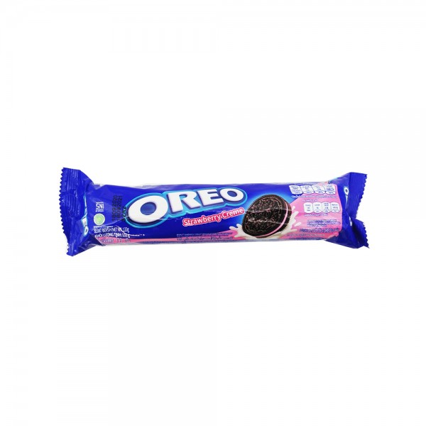 Oreo Biscuits Strawberry 523228-V001 by Nabisco