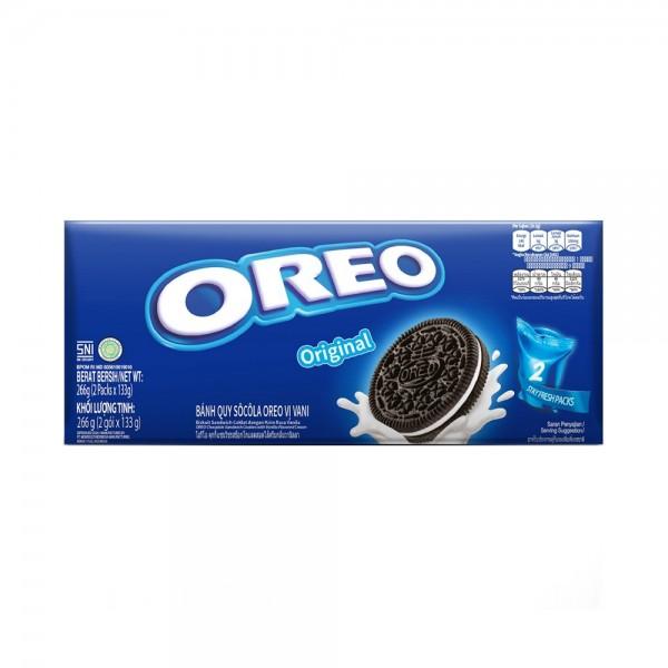 Oreo Biscuits Original Vanilla Box 523233-V001 by Nabisco