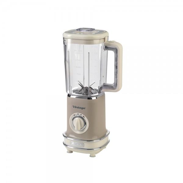 Ariete Vintage Blender 1.5L Beige - 500W 523353-V001 by Ariete