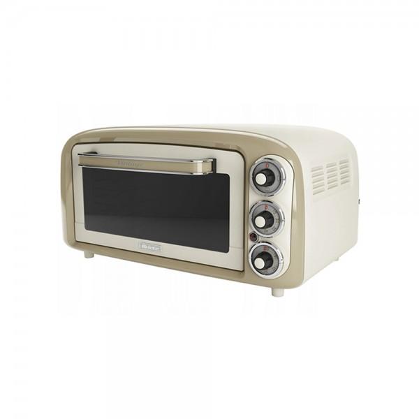 Ariete Vintage Oven Beige 18L - 1380W 523371-V001 by Ariete