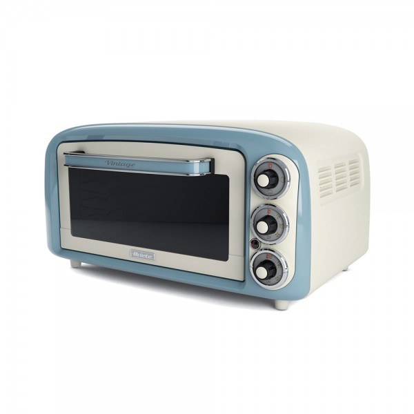 Ariete Vintage Oven Blue 18L - 1380W 523373-V001 by Ariete