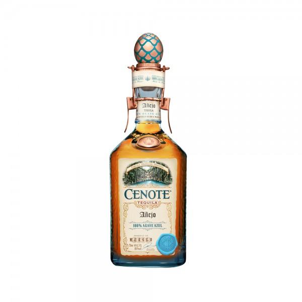 Cenote Tequila Anejo - 700Ml 523405-V001 by Cenote