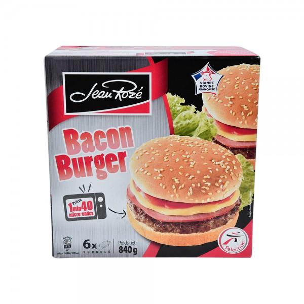 Jean Roze 6Xbacon Burger - 840G 523448-V001 by Jean Rozé