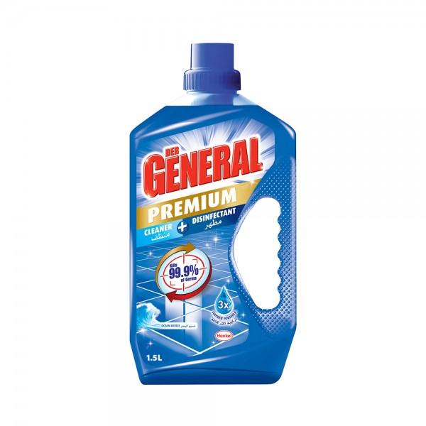 Dergeneral Disinfectant Ocean Breeze - 1.5L 523490-V001 by Der General