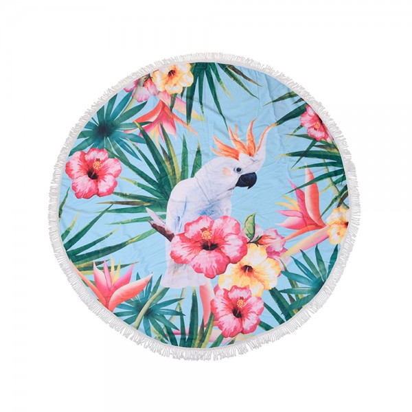 BEACH TOWEL ROUND ASSORTED 523560-V001 by Home Collection