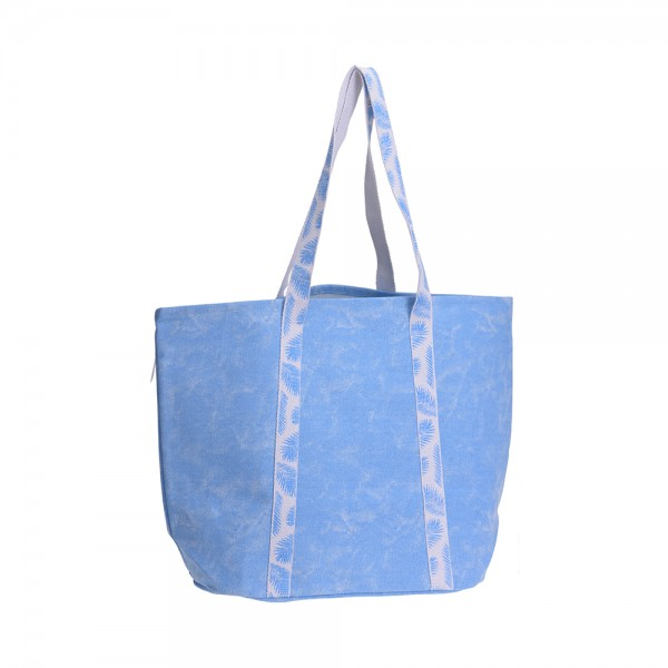 BEACH BAG POLYESTER 4 ASSORTED CLR 523563-V001 by Home Collection