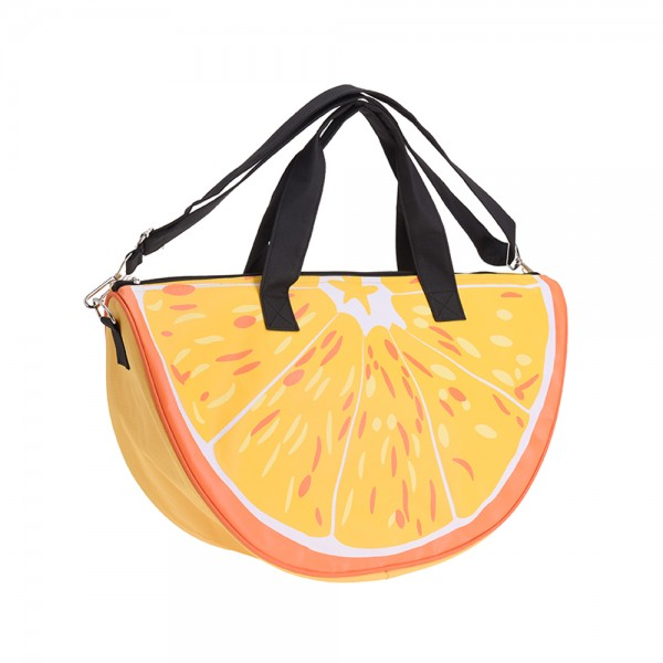 BEACH BAG 600D 49X28X15CM 523565-V001 by Home Collection