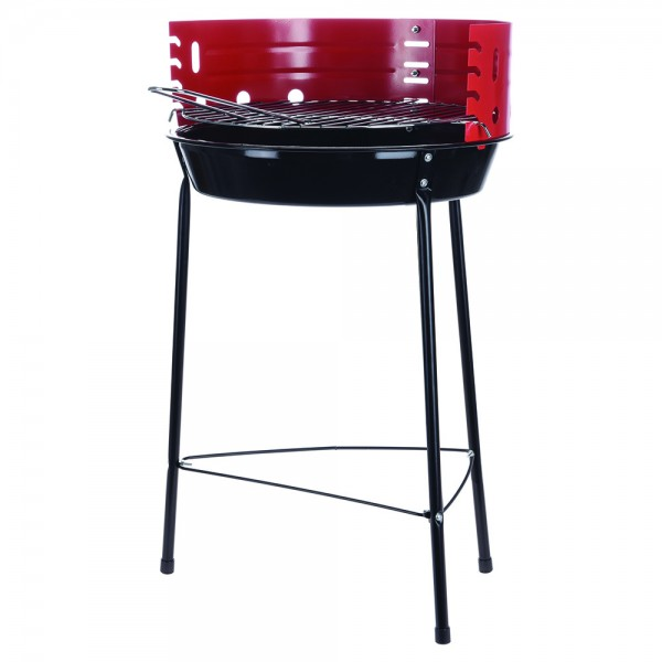 Bbq Charcoal Grill On 3 Legs 523787-V001 by BBQ
