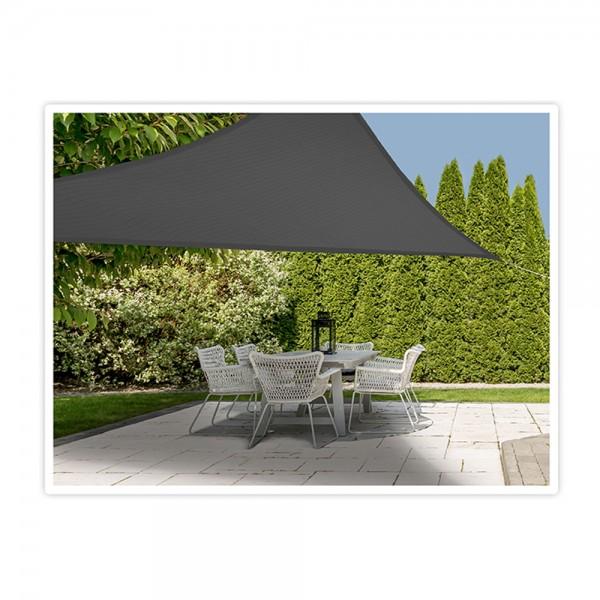 Ambiance Shade Cloth Triangle Grey - 3X3M 523950-V001 by Ambiance