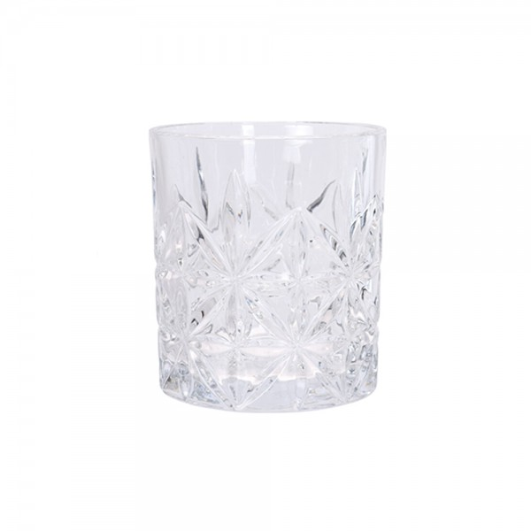 DRINKING GLASS CUP SHORT SET 230ML 524015-V001 by EH Excellent Houseware