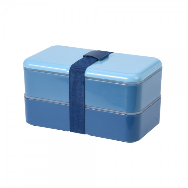 Eh  Lunchbox Plastic 2Layers - 1Pc 524042-V001 by EH Excellent Houseware