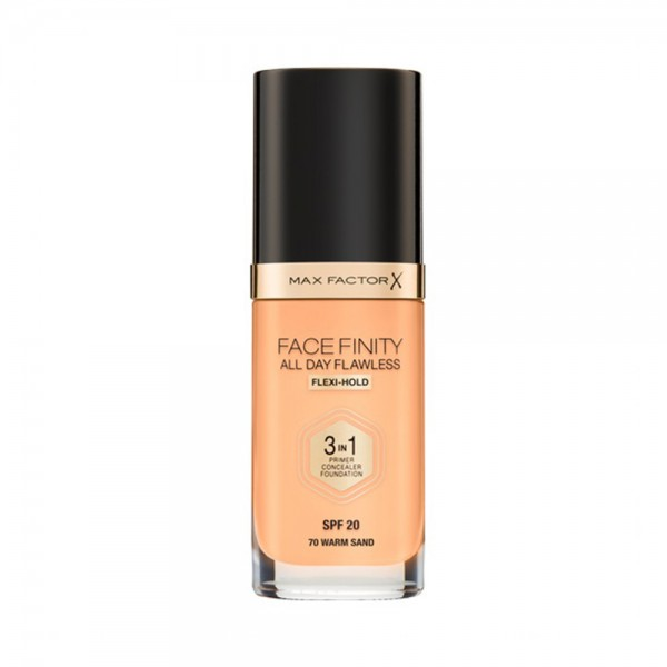 Max Factor New Foundation Facefinity W70 - 1Pc 524353-V001 by Max Factor