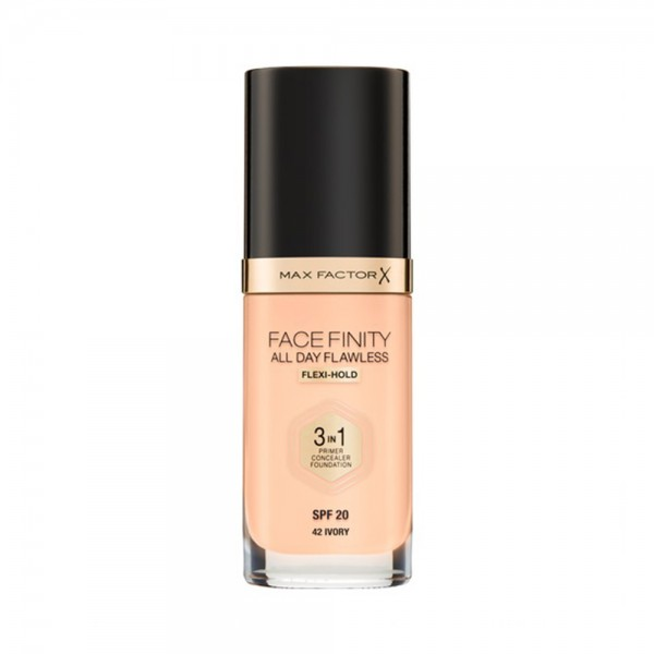 Max Factor New Foundation Facefinity N42 - 1Pc 524355-V001 by Max Factor