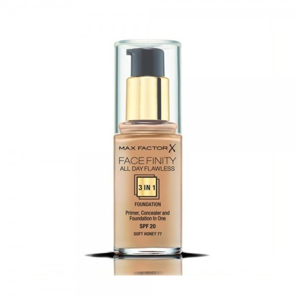 Max Factor New Foundation Facefinity N77 - 1Pc 524360-V001 by Max Factor