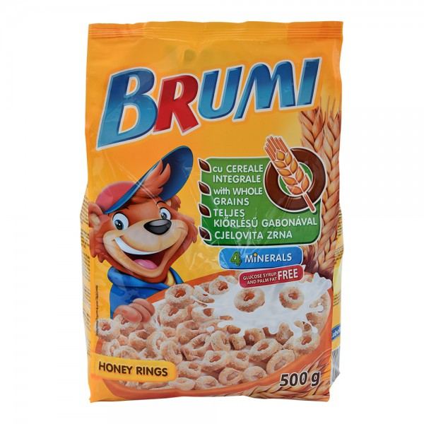 Brumi Flakes Honey Rings Bag 524455-V001 by Brumi