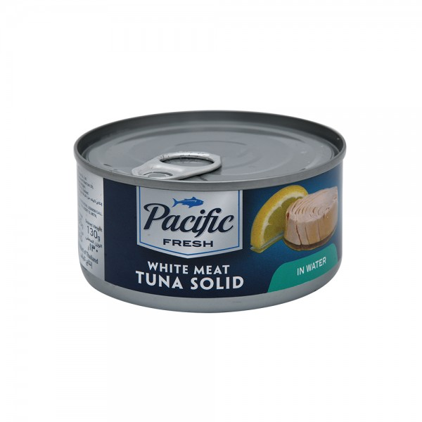 Pacific Fresh Tongol Tuna White Meat Solid in Water 524535-V001 by Pacific Fresh