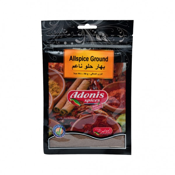 Adonis All Spices Ground  - 50G 524865-V001 by Adonis Spices