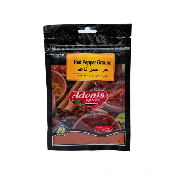 Adonis Red Pepper Powder  - 50G 524874-V001 by Adonis Spices