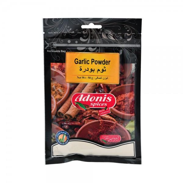 Adonis Garlic Powder  - 50G 524889-V001 by Adonis Spices