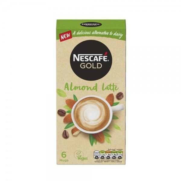 GOLD ALMOND LATTE SACHETS 524894-V001 by Nestle