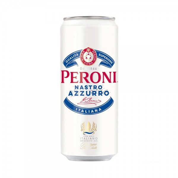 BIERRE CAN 524895-V001 by Peroni