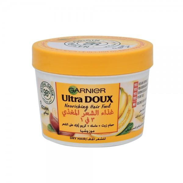 Ultra Doux Hair Food Banana Mask - 390Ml 524977-V001 by Garnier