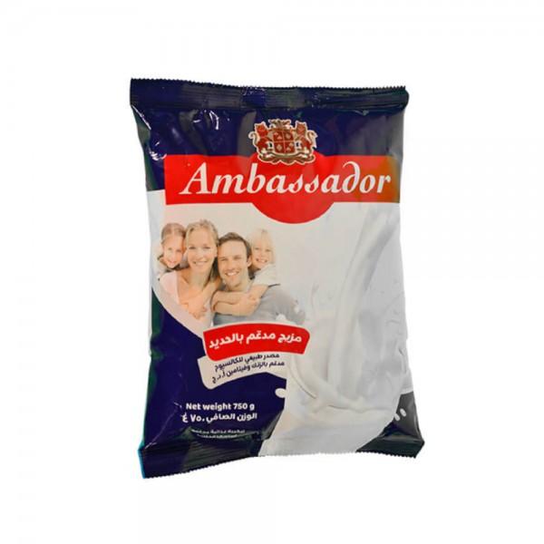 President Ambassador Powder Milk 525118-V001 by President