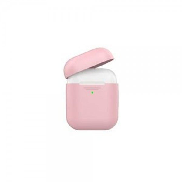 Promate Slim Silicon Case For Apple Airpods Pink - 1Pc 525230-V001 by Promate