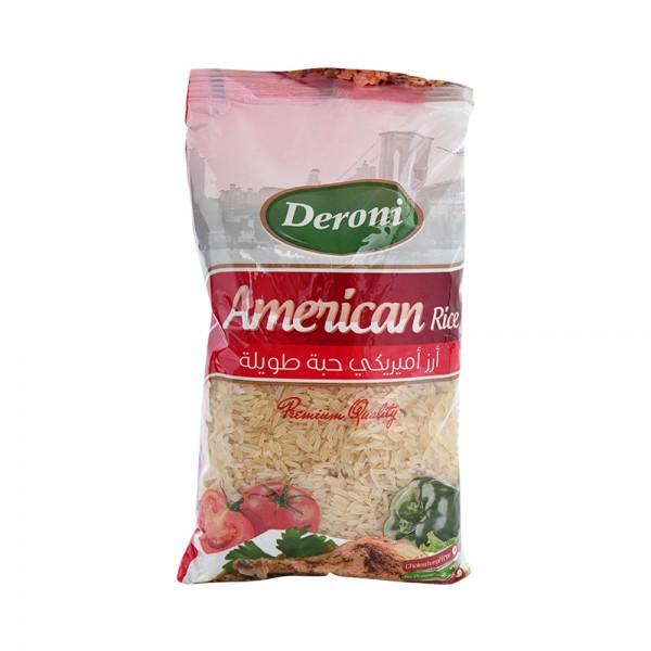 Deroni American Rice  900g 525314-V001 by Deroni