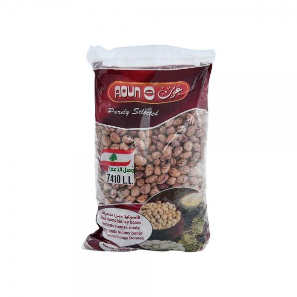 Aoun Red Round Beans 900g 525346-V001 by Aoun