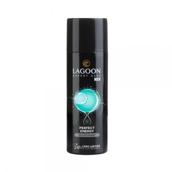 DEODORANT SPRAY MEN PERFECT ENERGY 525383-V001 by Lagoon