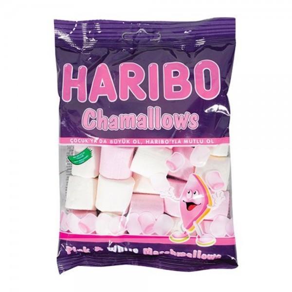 Haribo Chamallows Party Bag 70g 525462-V001 by Haribo
